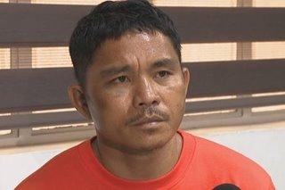 Lalaki huli sa 'pangingikil' sa mga mangingisda sa Cavite