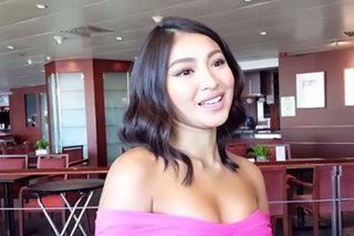 WATCH: Nadine Lustre open to portraying Darna