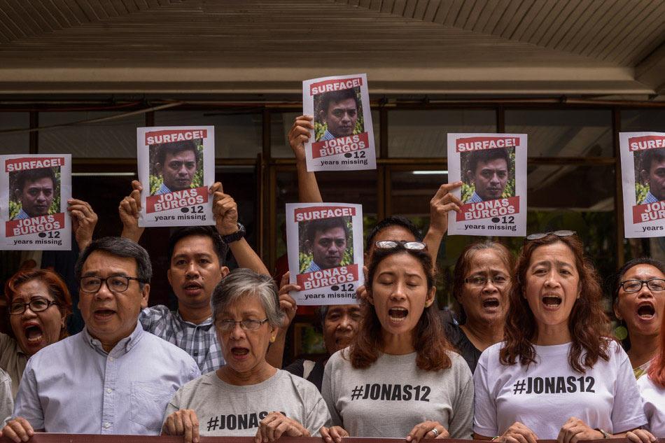 Jonas Burgos: 12 years missing