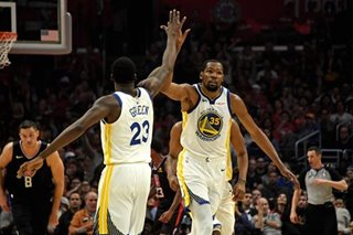 NBA: Durant makes history as Warriors oust Clippers in Game 6