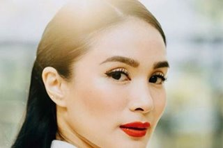 When is Heart Evangelista planning to have another baby?