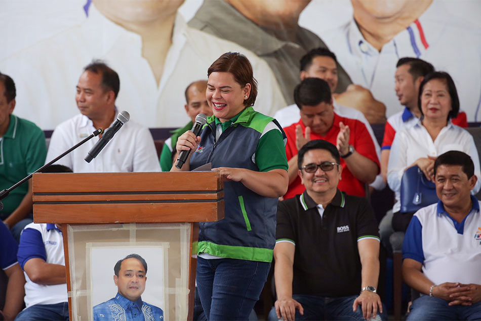 Palace respects Sara Duterte's stand on federalism