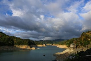Angat Dam water level dips below critical