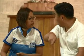 Binay siblings' rift due to Abby's husband, says Nancy