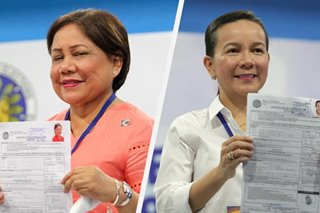 Senate bets na nanguna sa survey todo pa rin sa kampanya