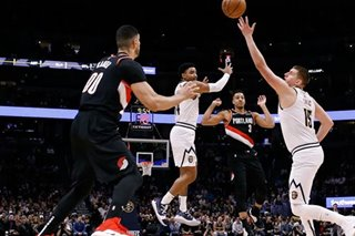 NBA: Blazers seeking better balance against Nuggets