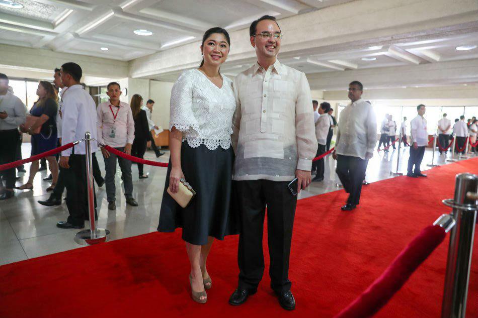 Comelec urged to resolve disqualification bid vs Cayetano couple 1