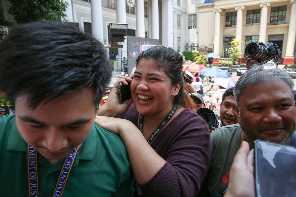 Shrieks of joy, tearful phone calls as law graduates learn they passed the bar 1
