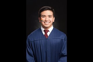 Atenean bar topnotcher wants to become potent voice for LGBT community