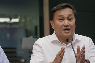 Duterte is for national interest, Tolentino says on China fishing deal
