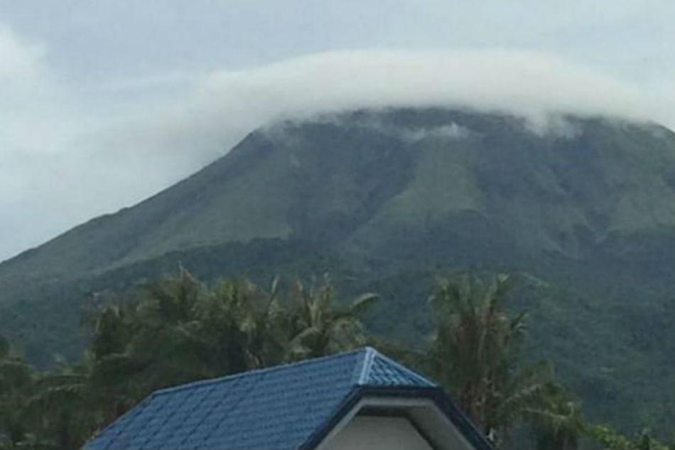Phivolcs lifts alert at Mt. Bulusan after 9 months