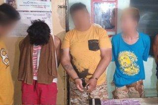 12 arestado sa mga operasyon kontra ilegal na droga sa QC