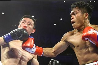 Boxing: Ancajas stops Funai in 7 to retain junior bantamweight crown