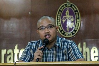 IBP rejects Bikoy's request for legal aid