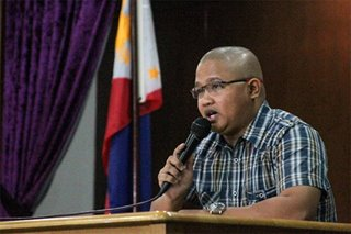 Solicitor General's Office behind Bikoy affidavit?