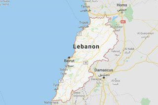 Foreign domestic workers in Lebanon protest abuses