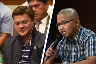 'Puro satsat': Paolo Duterte dares 'Bikoy' to file charges