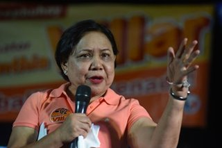 Villar: 'I am not against research'