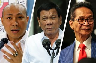 Magdalo, LP in cahoots vs gov't? File cases, Alejano dares Palace