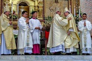 Brand new bishop