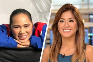Hidilyn Diaz, Gretchen Ho tagged in Palace 'matrix', deny knowledge of video sharer
