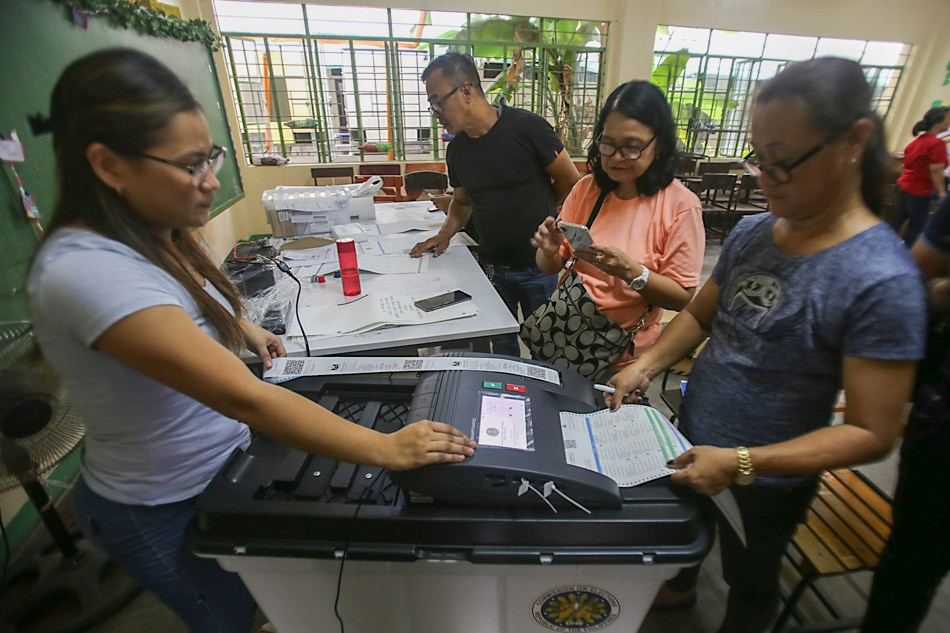 Vote counting machines undergo final testing