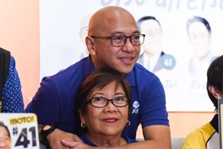 Tondo-born Hilbay emulates mother's determination in uphill Senate bid