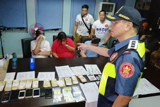 Barangay officials among 60 arrested for vote-buying in Makati