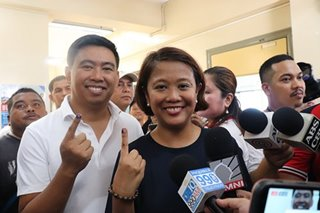 Junjun Binay raises concerns on faulty poll counting machines