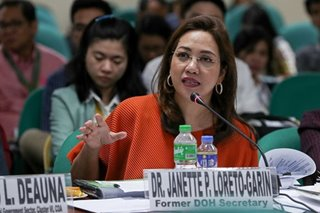 Ex-Health chief Garin says ABS-CBN criticism 'not all about me'