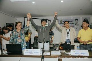 #HalalanResults: Paulino beats Gordon in Olongapo mayoral race