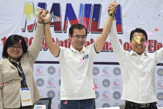 Isko Moreno proclaimed Manila Mayor, seeks Estrada 'acceptance'