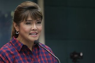 Imee Marcos: Cutting ties with UN rights body huge loss for PH