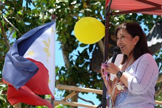 Robredo denies 'fake news' she will step down if no Otso Diretso bet wins