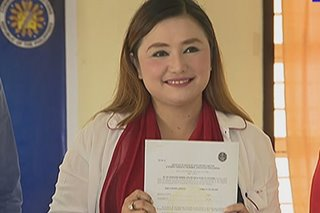 #HalalanResults: 'Flawless' comeback for Angelica Jones in Laguna
