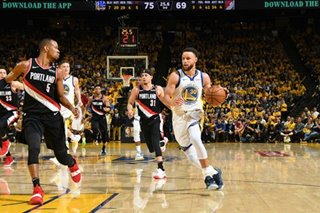 NBA: Warriors to keep riding bench in Game 2 vs. Blazers