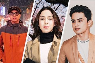 Daniel or James as next leading man? Julia Barretto asked