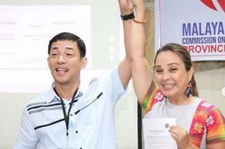 #HalalanResults: Loren Legarda is new congresswoman of Antique