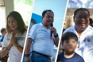 #HalalanResults: Garcias consolidate power in Cebu