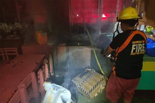 LOOK: VCM and ballot box with 340 ballots burned in Zamboanga del Sur