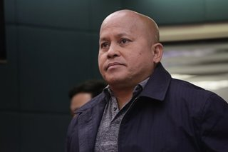 'Bato' admits receiving gifts as a cop: 'How do I stop them?'