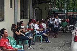 Mga peryahan sa Negros Occidental, ipinasara ng NBI