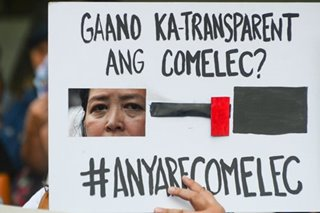 Comelec must reveal location of its central server: NAMFREL