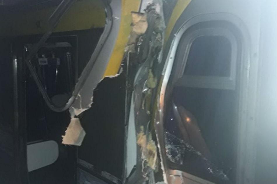 Longer waiting times seen after LRT-2 collision