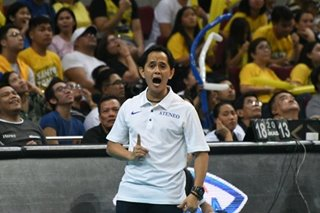 UAAP: Ateneo coach relishes first title in women's division