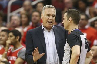 NBA: Rockets' D'Antoni looking for contract extension