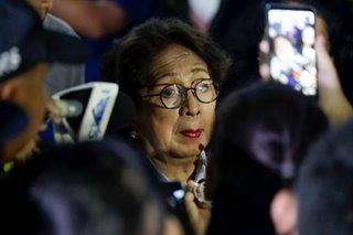Hong Kong lawmaker slams 'barbaric' ban vs ex-Ombudsman Morales