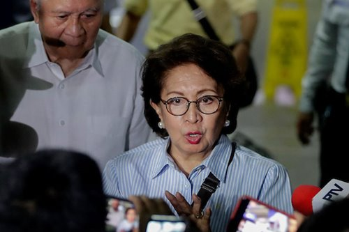 Ex-Ombudsman disappointed with PH gov't reaction to HK detention