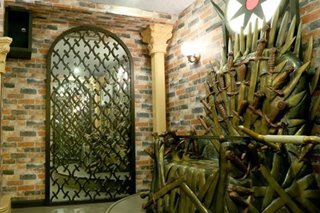LOOK: Victoria Court suite inspired by 'Game of Thrones'