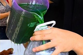 'Refill revolution' kontra plastic inilunsad sa San Fernando City